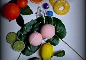 Citrus Mistress surprise bomb
