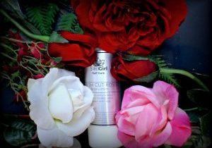 rose lotion